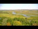 Река Ока в окрестностях с. Дуденева и г. Горбатова Нижегородской области видео Павлычева Антона