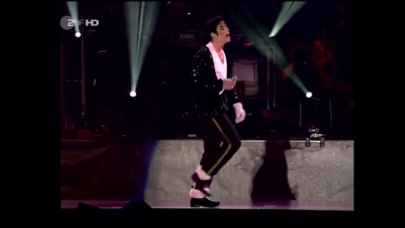 Michael Jackson - MOONWALKS EVERYWHERE