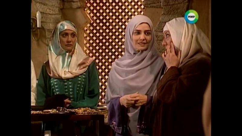Латифа понимает что у Мухаммеда нет денег и покупает меньше золота obovsem жади сериалклон саид саидижади хадижа зорайде лука