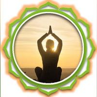 Логотип Йога в Самаре / Йогатерапия / Студия Ахимса