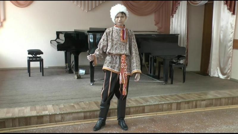 Брилевский Даниил Евгеньевич вокально музыкальное творчество