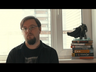 Интервью с гейм-дизайнером
