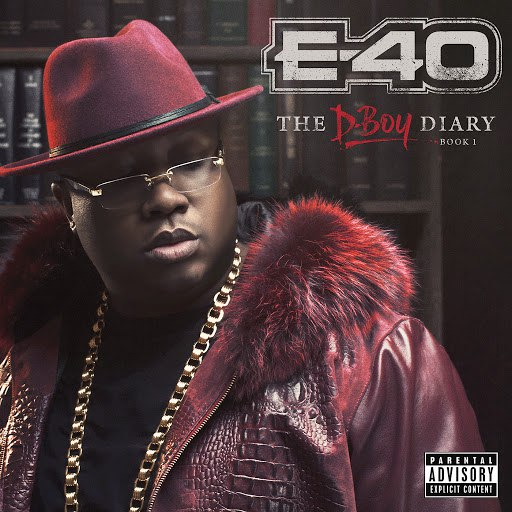 E-40 альбом E-40 - The D-Boy Diary