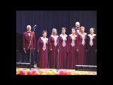 Выступление ансамбля авторской песни Серебряный родник на праздничном концерте 29 апреля 2010 г.