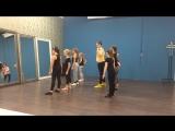 Современная кубинская хореография. Младшая группа. Хореограф Елизавета Ригондю