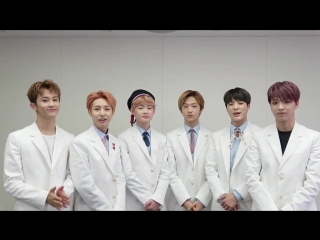 SMTOWN Special Stage in Hong Kong - NCT Dream Greeting Video
