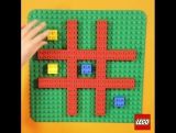 Вариант игры с кубиками Lego Duplo