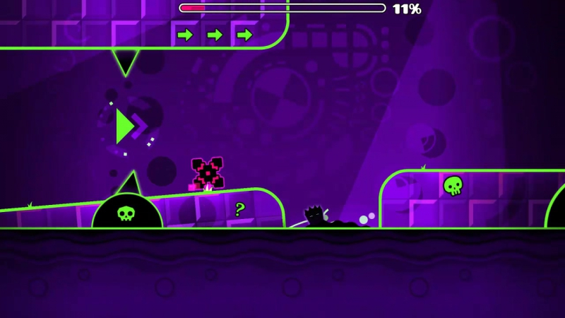 Geometry Dash (LoCuRa EnVoLvEnTe by izhar) completed by MrGhost