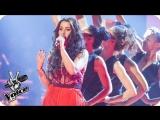 Sheena McHugh - Glow/ Princess of China (The Voice UK 2015)