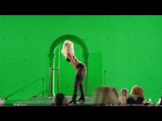 Jessica Alba - Sin City 2 (Extra green fons)