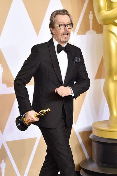 """Самая трогательная речь """"Оскара"""" 2018 года от Гари Олдмана:"""