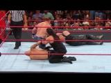 WWE.COM #RAW: John Cena & Roman Reigns vs. Luke Gallows & Karl Anderson (8/28/2017)