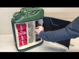 Как сделать мини-бар из канистры