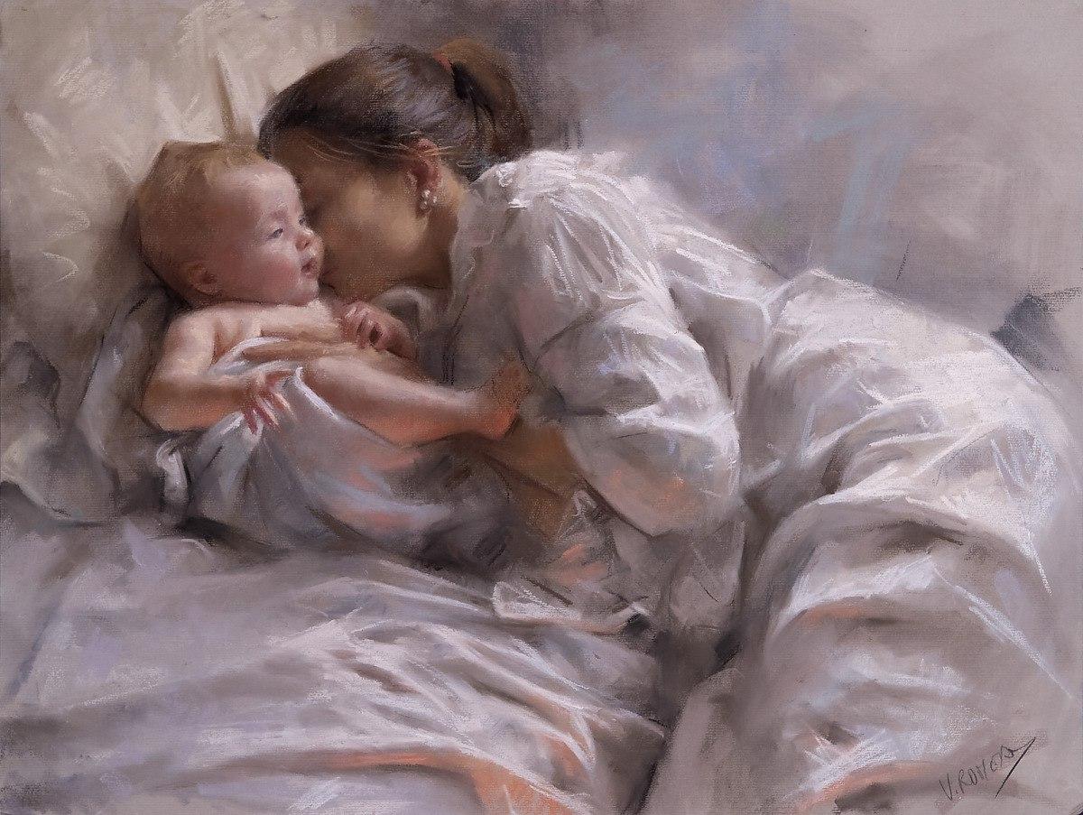 Гимнастика, мать и дитя картинки красивые