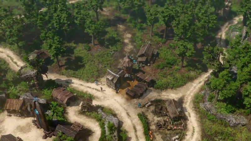SpellForce 3 Gameplay Trailer Human Faction