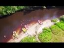 Сплав по реке Керженец 2017 г. компании ТОЗ. (Технологии Охраны Здоровья)