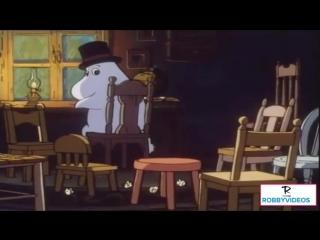 Los moomins 67 - la silla de papá
