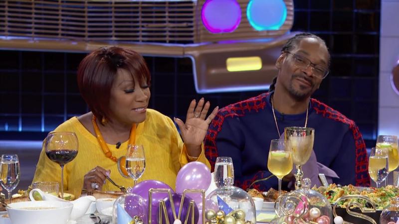 Martha and Snoop's Potluck Dinner Party s02e01