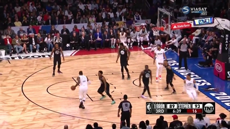 NBA All-Star Weekend 2018 Los Angeles All Star Game