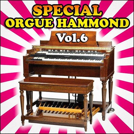 Erika альбом Orgue Hammond, Vol. 6