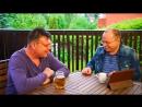 Лаврентий Августович и его помощник Шурка обсуждают события на Тверской 12 июня