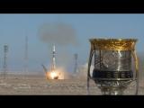 Запуск корабля «Союз МС-07»