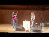 Kiko Loureiro vs Guthrie Govan (LIVE) Tragic Final (3_59)