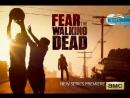 Бойтесь ходячих мертвецов Fear the Walking Dead Burning in Water Drowning in Flame 3 сезон 15 серия hj8