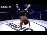 Jolassanda - Chris Barnett after being brutally KOd  #respect
