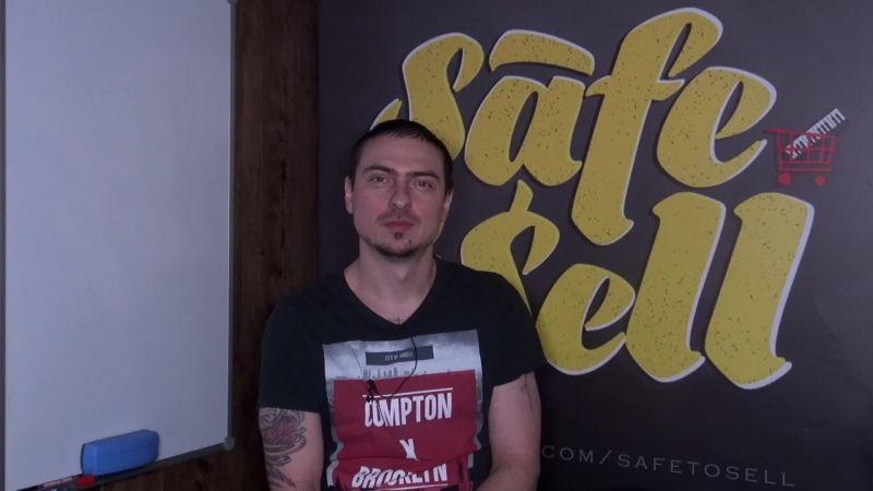 SafeToSell Life Дисциплина самореализация и творчество