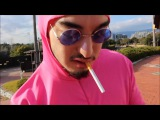 Pink Guy - Too bad you'll never be rad