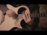Dmitry Lisenko - Flat Earth (acoustic bass solo, percussive fingerstyle)
