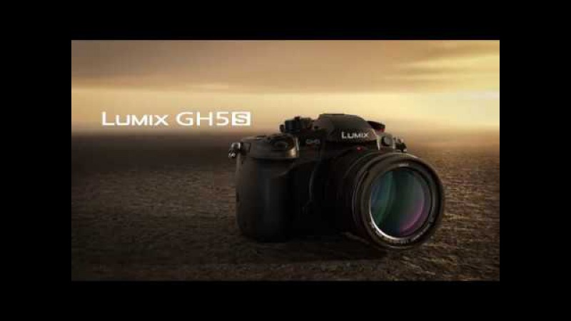 LUMIX GH5S - The One Moving Filmmaking Forward