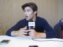 Krypton TV series star Cameron Cuffe Seyg-El interview, SDCC 2017