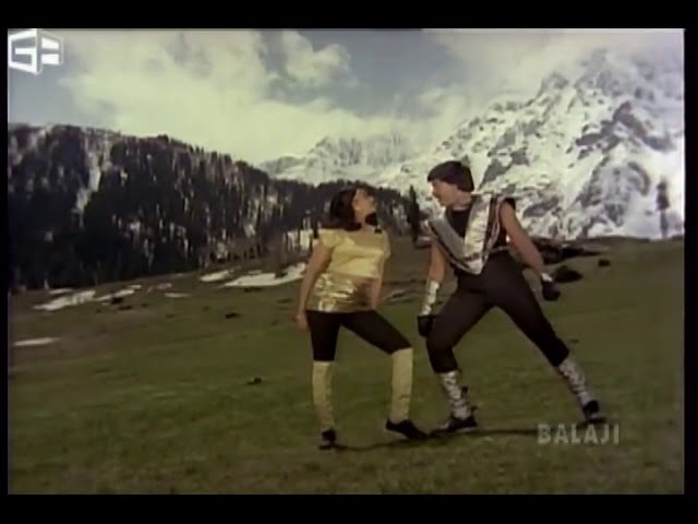 Humble 1980s Indian Dance Video Sync