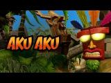 Aku Aku and Uka Uka  Crash Bandicoot N. Sane Trilogy