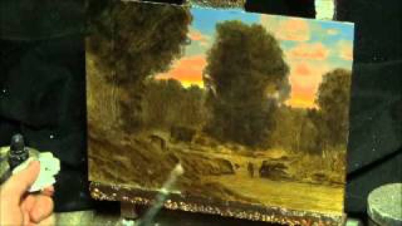 Painting in oils : how to art instruction in classical tonalist manner with art entertainment fun