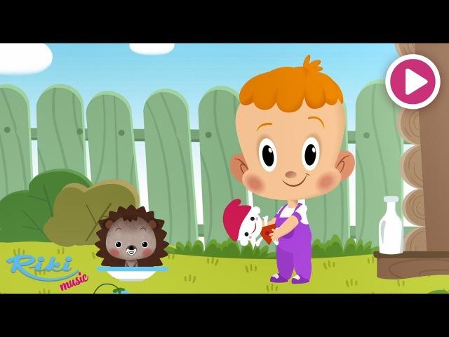 Про Ёжика 🦔🍼👶 Привет, Малыш! ПРЕМЬЕРА ⚡ Мультики для самых маленьких