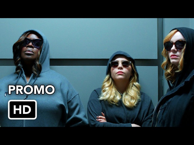 Good Girls (NBC) Smooth Criminals Promo HD - Christina Hendricks, Mae Whitman, Retta/Промо сериала Хорошие девчонки