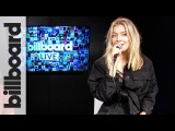 Astrid S - 'Hurts So Good' Live Performance &amp 'Think Before I Talk'  Billboard