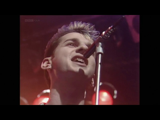 Depeche Mode - Blasphemous Rumours - Top of the Pops 08-11-1984
