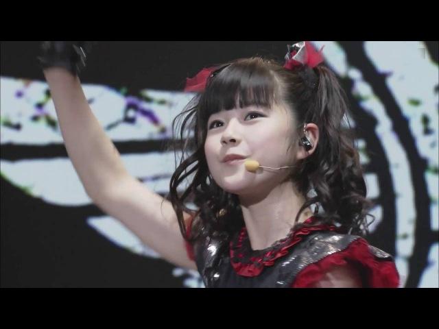 BABYMETAL YUIちゃんの 「ギミチョコ!!」Gimme Chocolate (LIve compilation)