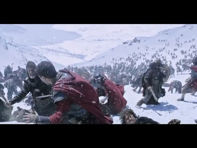 Бен Гур Русский трейлер 2016 HD. Брат против брата, раб против империи.