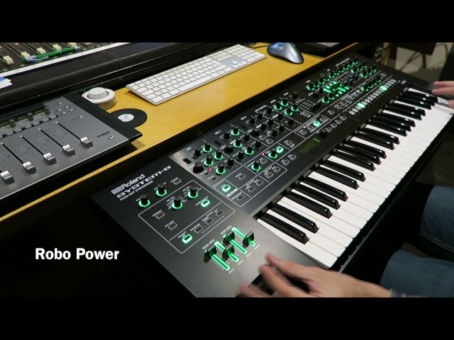 Roland System 8 - New Juno 106 Plug Out - SOUNDS PATCHES