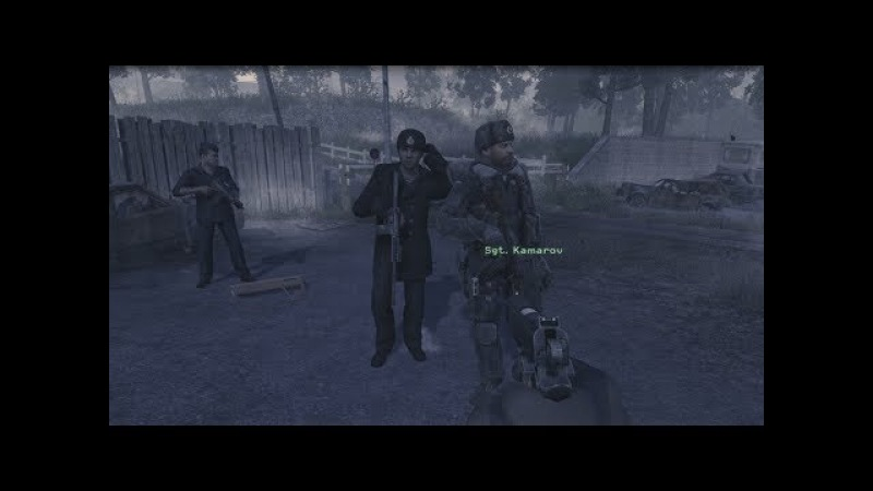 Call of Duty 4 Modding - Unused Modern Warfare 3 models [Download]