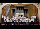 А. Lotti - «Vere languores nostros». Виконує вокальний ансамбль «Anima».