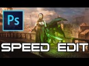 Cosplay Photography Speed Edit Nissa