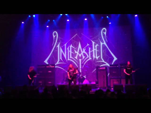 Unleashed - Live @ Neurotic Deathfest - Full Show - 05.05.2013 by profano