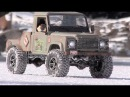 Ice Trails in Scale Town - RC CWR
