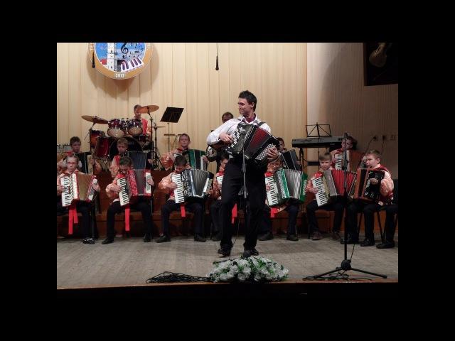 Mambo Para Ti - Оркестр баянов и аккордеонов_Мамбо для вас
